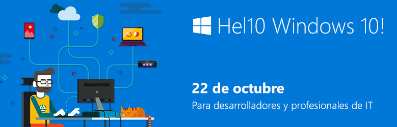Windows 10: Hel10 World!