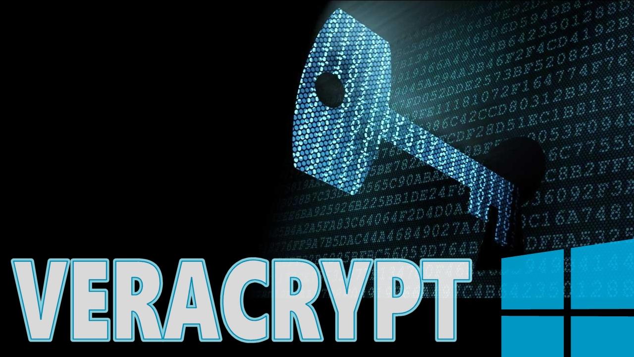 Crear una unidad encriptada en Windows con VeraCrypt