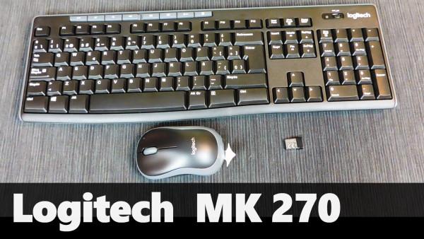 Logitech MK270